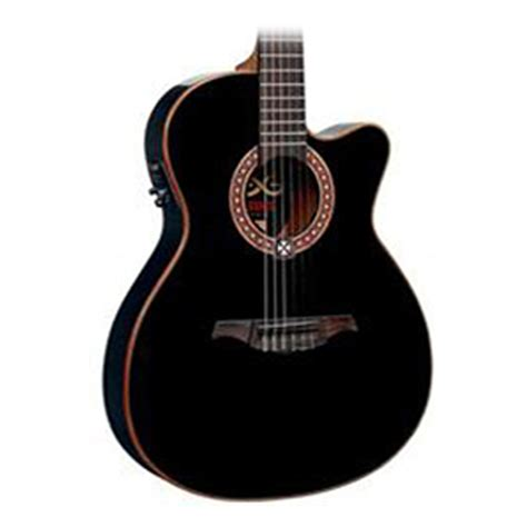 Gitar Gibson Slim Akustik lag oc114ace slim line acoustic electric guitar