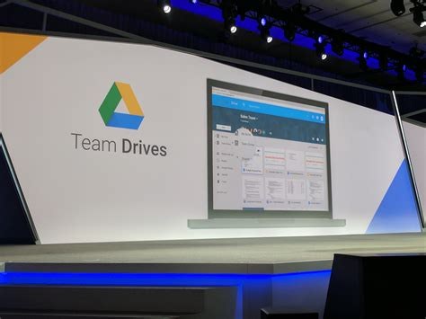 drive file stream google updates drive with a focus on its business users