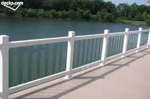 deck railing designs decks