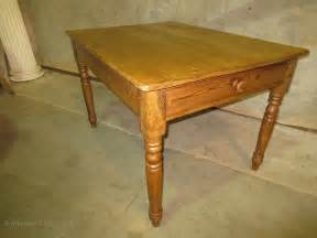 Pine Kitchen Table Pine Kitchen Table Antiques Atlas
