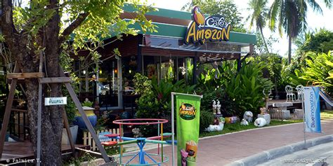 amazon thailand cafe amazon na muang คาเฟ อเมซอน หน าเม อง na