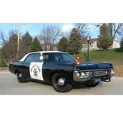 1971 Dodge Polara Wanted A New Police Car Because The Other ELM