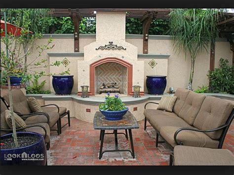 spanish style backyard spanish style backyard patio gardening ideas