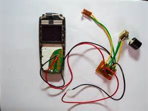 home security system using cell phone