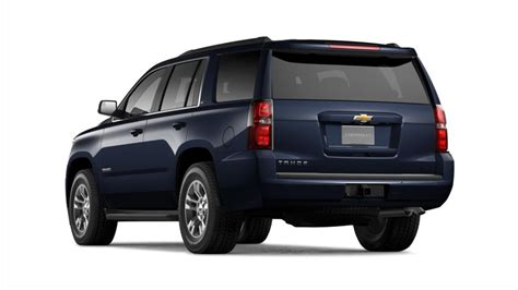 bailey toliver chevrolet haskell blue velvet metallic 2018 chevrolet tahoe new suv