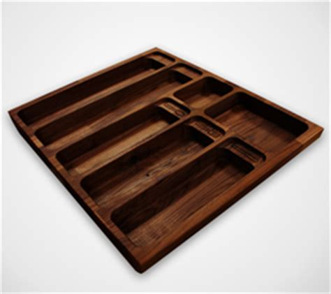 lined silverware drawer insert all about solid wood cutlery trays a worktop express