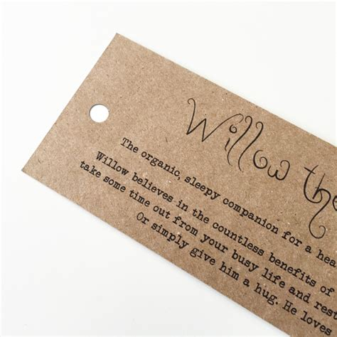 swing tags printing kraft swing tag printing swing tags on eco kraft board