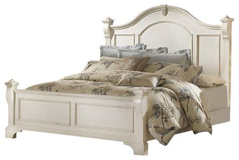 white poster bed heirloom antique white king poster bed contemporary