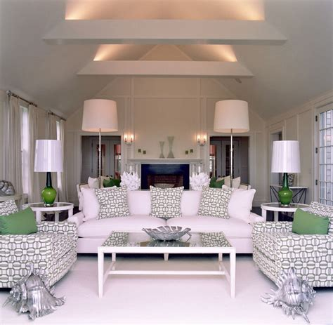 Nantucket Living Room by Nantucket Water Front Home Living Room