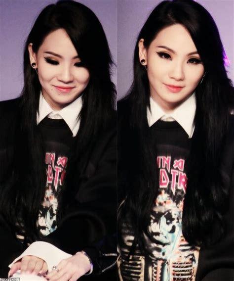 cl 2ne1 black hair female idol dark hair appreciation k pop amino