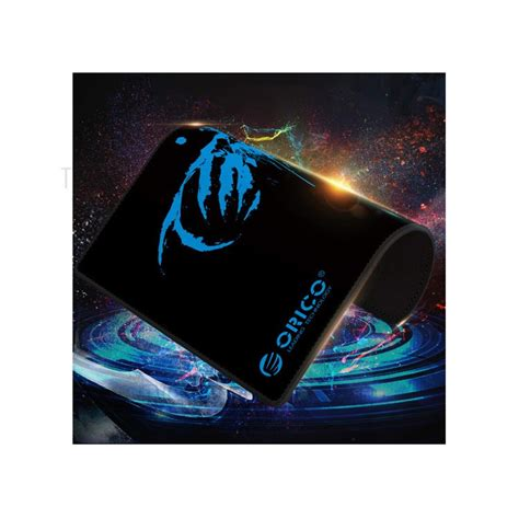 Orico Gaming Mouse Pad Mpa Hitam 300 X 250 4 Mm orico mpa3025 rubber cloth home mouse pad size 300 250 4mm tvc mall
