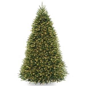 national tree company dunhill fir hinged christmas tree
