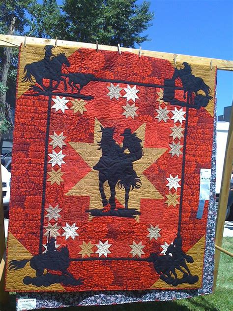Western Themed Quilt Patterns by 1000 Images About Cowboy Quilts And Such On Cowboy Quilt Western Quilts And Cowboys