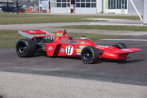 Ej Knapp Can Keep His Car by Niki Lauda S March 711 Formula 1 Car