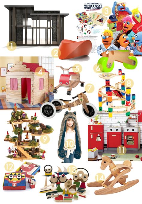 Gifts For Children - best splurges for modern classic toys for