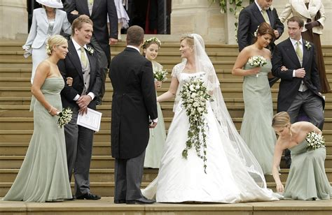 peter phillips to autumn kelly at st georges chapel in windsor peter phillips and autumn kelly the bride autumn kelly a