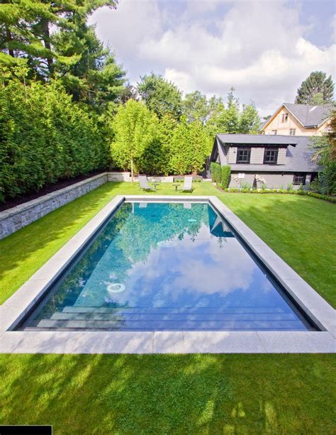 simple pool designs 25 best ideas about rectangle pool on pinterest