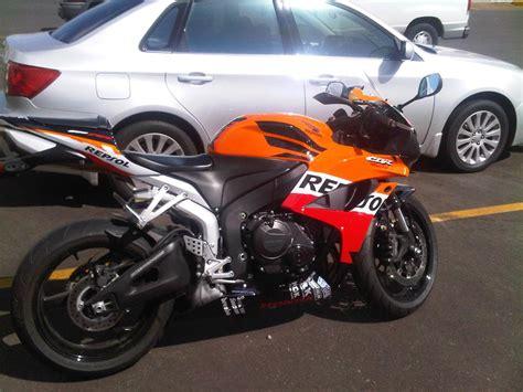 2007 honda rr 600 want to trade 2007 honda cbr 600rr for dirt bike
