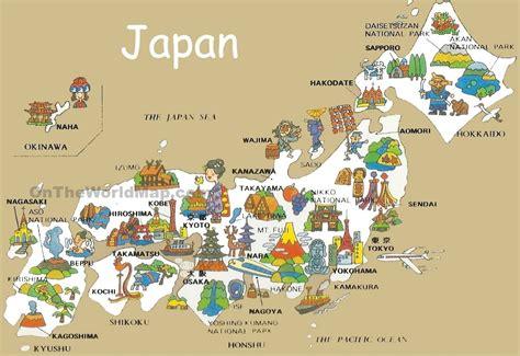ufficio turismo giappone i maggiori luoghi turistici giappone restano