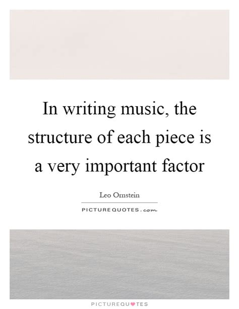essay structure quotes in writing music the structure of each piece is a very