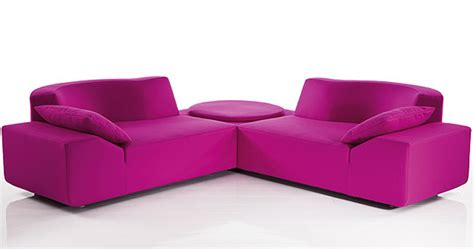Pink Sectional by Ultra Modern Sectional Sofa Ladybug By Bruehl Ultra