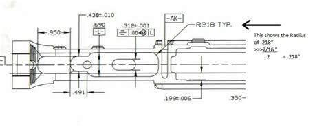 Kyle Cutting Sticker Colt M16 milling 80 ar receiver help ar15