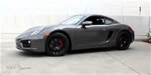 Porsche Cayman Rims 2014 Cayman With Wheel Dynamics 808 Series Wheels Photos