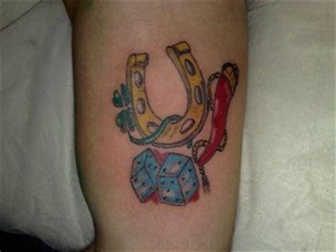 tatuaggi porta fortuna tatuaggi porta fortuna ferro di cavallo