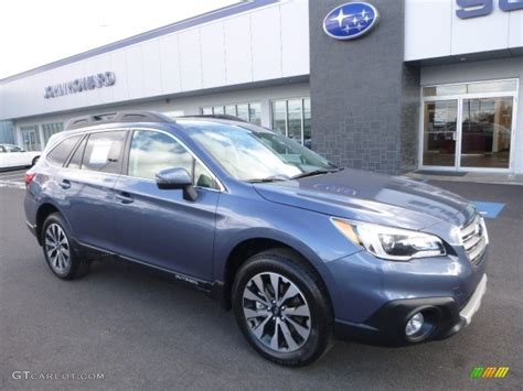blue subaru outback 2017 2017 twilight blue metallic subaru outback 2 5i limited
