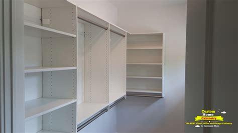 Walk In Closet Organizer by Custom Closet Organizers Nj Closet Systems Wardrobe