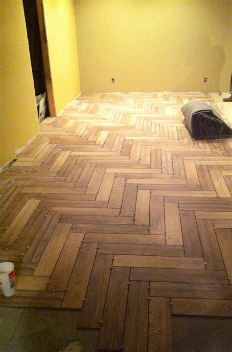 pattern for wood tile 17 best images about wood tile on pinterest herringbone