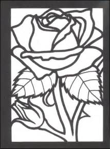 stained glass coloring books free coloring pages of stained glass of