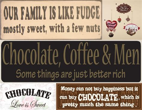 Home Decor Wooden Signs Sayings by Wood Signs Amp Sayings Chocolate Amp Coffee Wood Signs