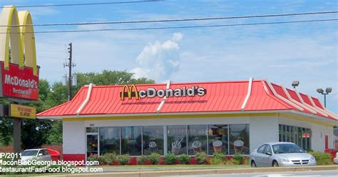 Mcdonald S Garden City Ga by Macon Ga Attorney College Restaurant Dr Hospital Hotel