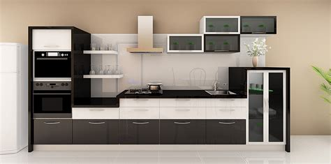 straight line kitchen designs select modular kitchen in delhi india kitchen designs