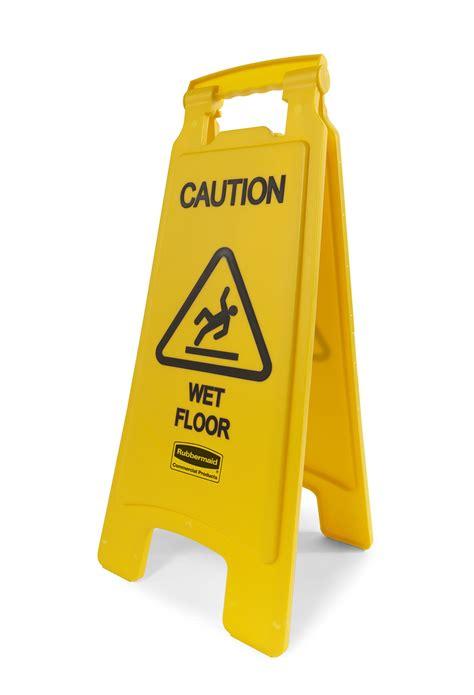 Amazoncom Caution Slippery  Wet Floor Sign Health
