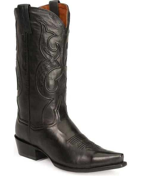 mens snip toe boots dan post s corded western boot snip toe dp2296 ebay