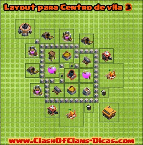 layout para cv 3 dicas de layouts para clash of clans todos os centro de