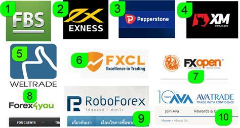 forex best brokers top 10 forex brokers