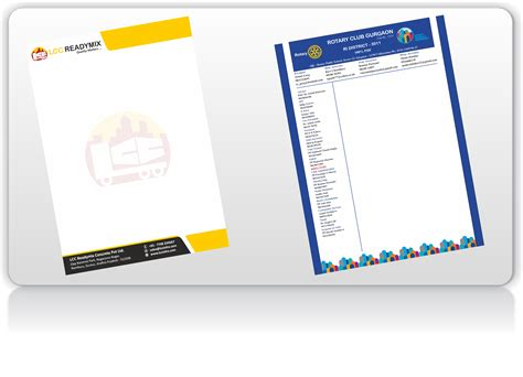Business Letterhead Printing Services Letterhead Printing Services Printbaazaar Printing Company