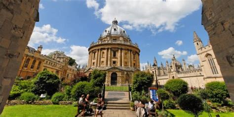Oxford Mba Deadline by Of Oxford S Said Business School