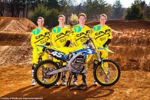 Team Suzuki Motocross Ama Motocross Racing Series And Results Motousa