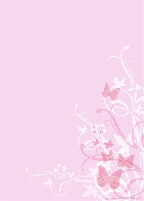 Wedding Invitations Backgrounds by Wedding Invitation Background Designs Free Pink