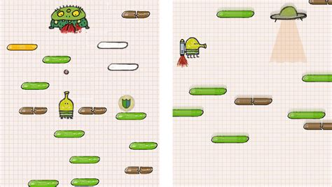 Solution Doodle Jump Les Achievements
