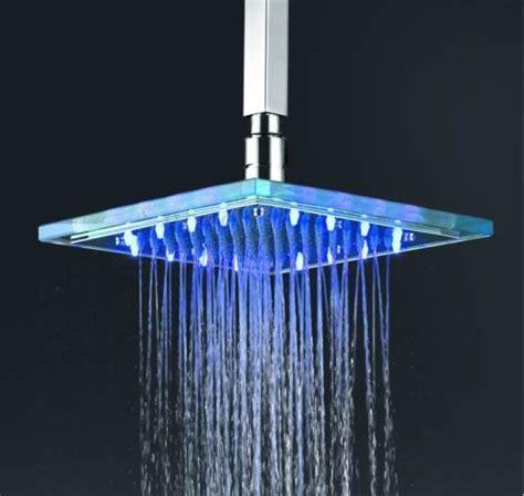 china brass led shower china brass led shower
