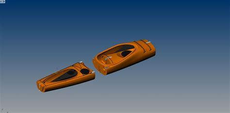 sectional kayak reviews switchblade 17ft sectional modular sea kayak nested down