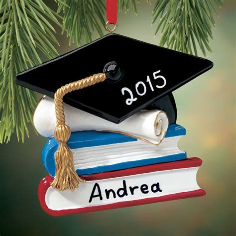 personalized graduation ornament christmas ornament