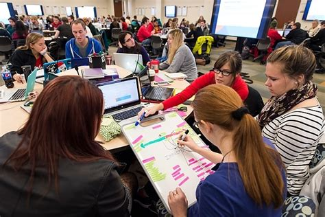 Nursing School For Working Adults - active learning takes center stage at school of nursing