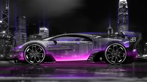 car bugatti 2016 bugatti vision gran turismo crystal city night car