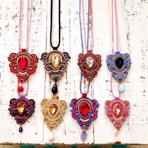 Pendant Bros Bulu Merak Embroidery 583 best soutache images on shibori soutache
